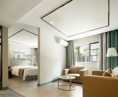 都市酒店集团一季度高质开局入住率同比2019年增长超30%